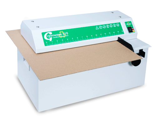 Armadillo Industrial  Greenwave 410 Cardboard Perforator