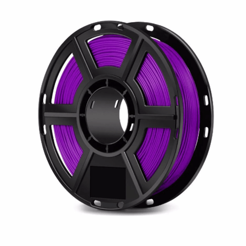 FlashForge Purple FlashForge D-Series ABS Filament 1.75 MM (Dreamer, Inventor, and Adventurer 3) 3D-FFG-DABSPP