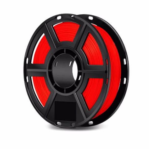 FlashForge Red FlashForge D-Series ABS Filament 1.75 MM (Dreamer, Inventor, and Adventurer 3) 3D-FFG-DABSRD