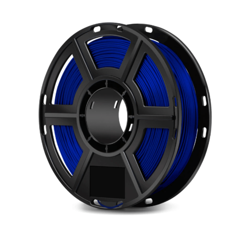 FlashForge Blue FlashForge D-Series Flexible Filament (TPU) 1.75 MM (Dreamer, Inventor Series, and Finder) 3D-FFG-DFLXBU