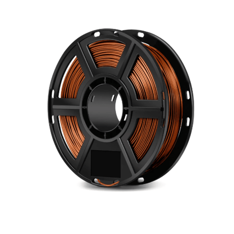 Image of FlashForge Copper FlashForge D-Series Metal Filled Filament 1.75 MM (Dreamer, Inventor Series, and Adventurer 3) 3D-FFG-DMFCP