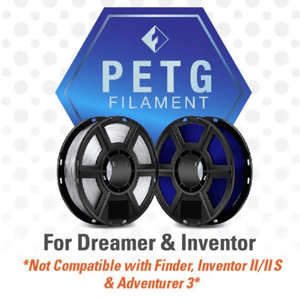 FlashForge FlashForge D-Series PETG Filament 1.75 MM (Dreamer and Inventor)