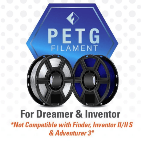 Image of FlashForge FlashForge D-Series PETG Filament 1.75 MM (Dreamer and Inventor)