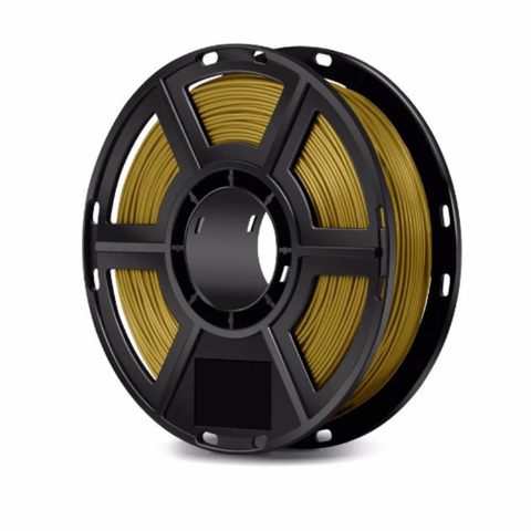 Image of FlashForge Gold FlashForge D-Series PLA Filament 1.75 MM (Finder, Dreamer, Inventor Series, and Adventurer 3) 3D-FFG-DPLAGD