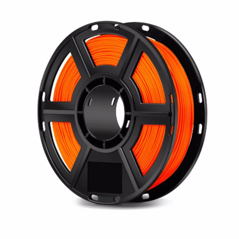 FlashForge Orange FlashForge D-Series PLA Filament 1.75 MM (Finder, Dreamer, Inventor Series, and Adventurer 3) 3D-FFG-DPLAOR