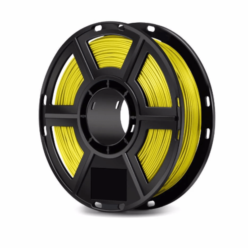 FlashForge Yellow FlashForge D-Series PLA Filament 1.75 MM (Finder, Dreamer, Inventor Series, and Adventurer 3) 3D-FFG-DPLAYW