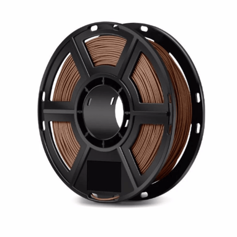 FlashForge Darken FlashForge D-Series Wood Filament 1.75 MM (Dreamer, Inventor Series, and Adventurer 3) 3D-FFG-DWOODD