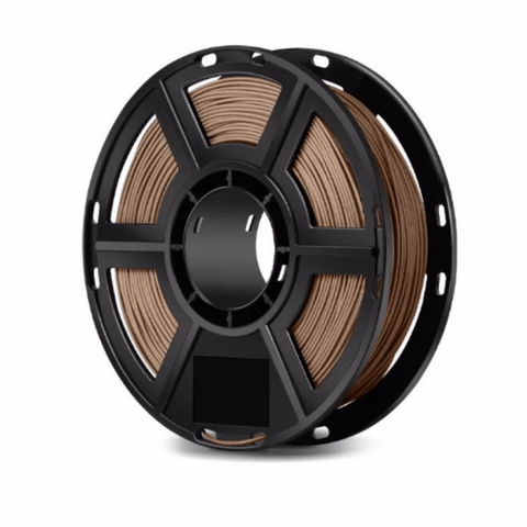 FlashForge Light FlashForge D-Series Wood Filament 1.75 MM (Dreamer, Inventor Series, and Adventurer 3) 3D-FFG-DWOODL