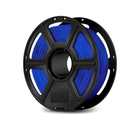 FlashForge Blue FlashForge PETG Filament 1.75 MM (Creator and Guider 2 Series) 3D-FFG-PETGBU