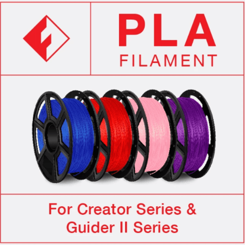 Image of FlashForge PLA Filament 1.75 MM (Creator and Guider 2 Series)