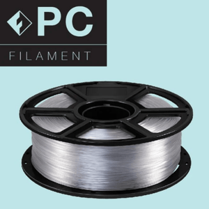 FlashForge FlashForge Polycarbonate (PC) Filament 1.75 MM 3D-FFG-PCNA