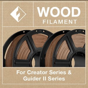 FlashForge FlashForge Wood Filament 1.75 MM (Creator and Guider 2 Series)