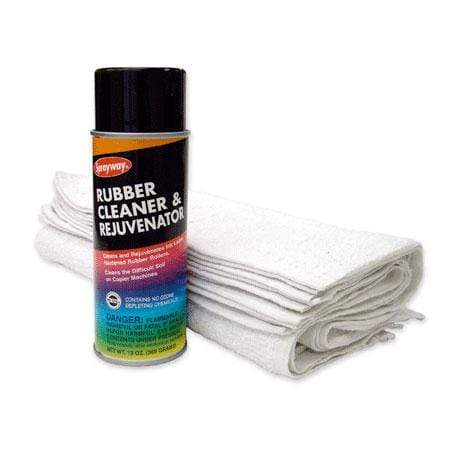 Formax Formax Cleaning Kit, 10 Cloths and Roller Rejuvenator CLEANERKIT