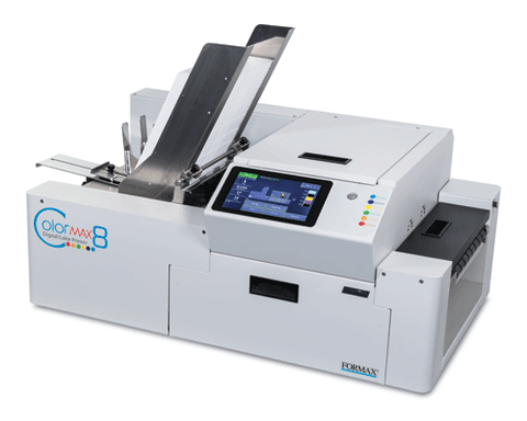 Formax No Add-on Formax ColorMax8 Digital Color Printer ColorMax8
