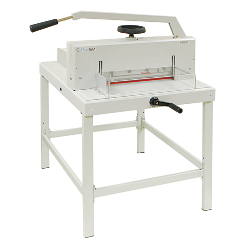 Formax No Add-on Formax Cut-True 15M Manual Guillotine Cutter Cut-True 15M-1