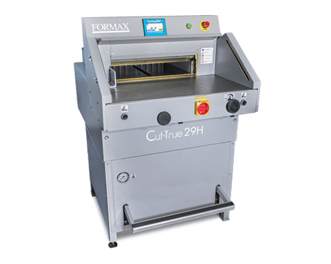 Image of Formax No Add-on Formax Cut-True 29H Hydraulic Guillotine Cutter Cut-True 29H-1