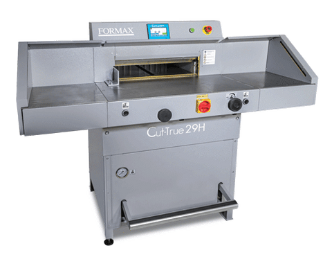 Formax No Add-on Formax Cut-True 29H Hydraulic Guillotine Cutter Cut-True 29H-1
