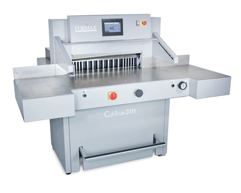 Image of Formax No Add-on Formax Cut-True 31H Hydraulic Guillotine Cutter Cut-True 31H-1