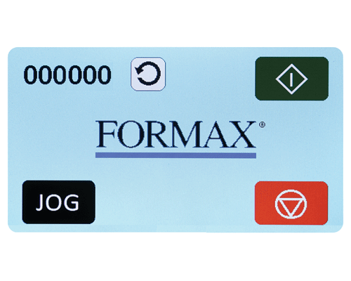 "Formax No Add-on Formax FD 2006IL- P2006IL In-Line System Package with 18"" Conveyor and 2 Cabinets P2006IL"