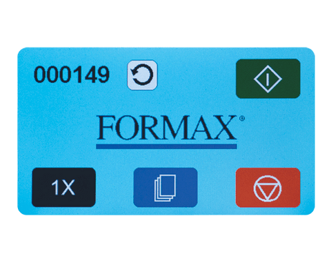 Image of Formax No Add-on Formax FD 346 Touchscreen Desktop Office Folder FD 346