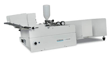 Image of Formax No Add-on Formax FD 430 Envelope Sealer FD 430