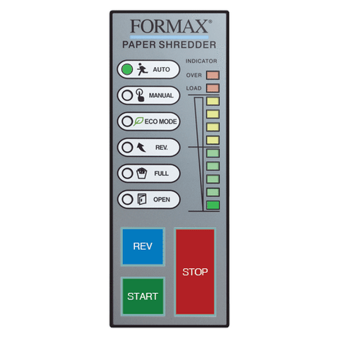 Image of Formax No Add-on Formax FD 8500HS High Security Office Shredder FD 8500HS-1