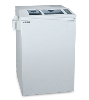 Formax No Add-on Formax FD 8730HS Office Shredder High Security Level 6 Paper and Optical Media Cross-Cut FD 8730HS