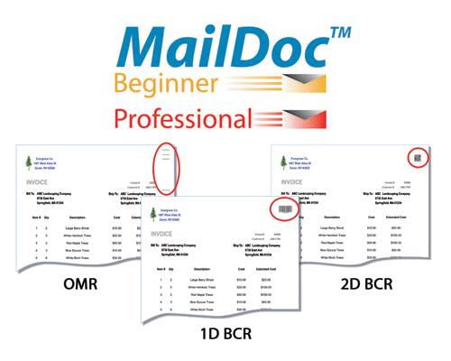 Formax MailDoc Beginner purchased with Inserter Formax MailDoc™ Software Suite PMAILDOC-BEGIN