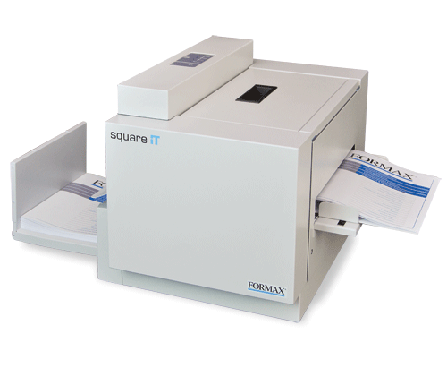 Formax No Add-on Formax Square IT Squareback Booklet Finisher Square IT-1