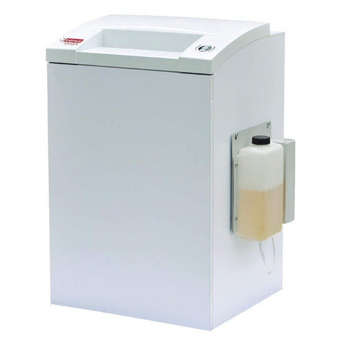 Image of Intimus Intimus 297291 Pro 175 CP7 Paper Shredder w/ Oiler Package 297291