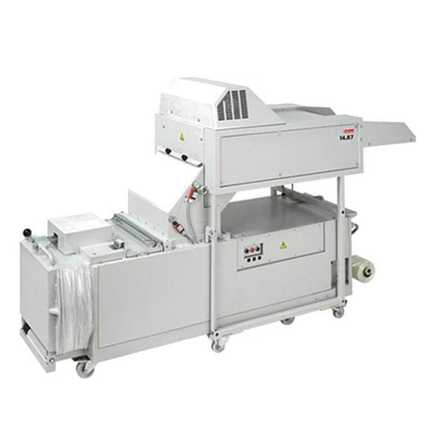 Image of Intimus Intimus 698964 14.95 Series Large Capacity Industrial Shredders with Oiler 698964