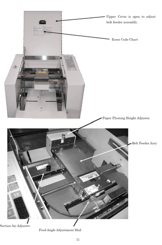 MBM MBM 1800S Automatic Programmable Air Suction Tabletop Folder