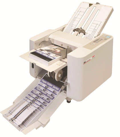 Image of MBM MBM 208J Manual Folder FO0601