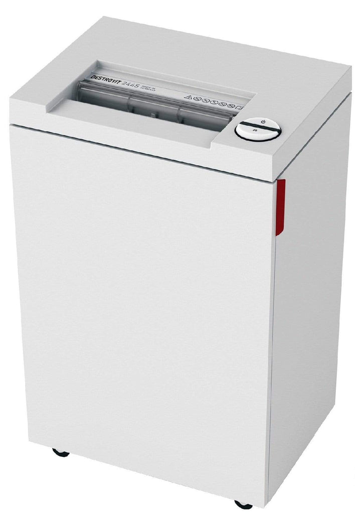 MBM MBM 2445 Strip-Cut DESTROYIT Deskside Paper Shredders DSH0064-2445 strip-cut