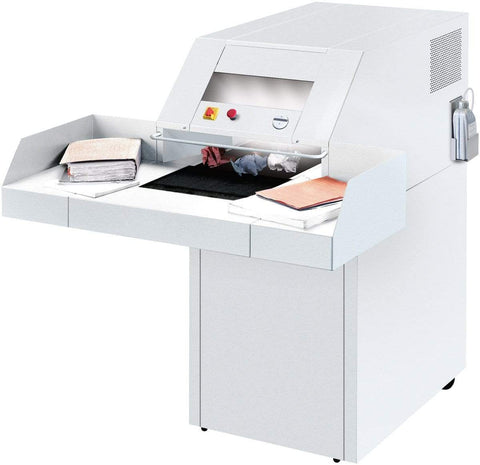 Image of MBM MBM 4108 Cross-Cut DESTROYIT High Capacity Paper Shredders DSH0348L-4108 cross-cut