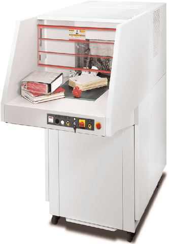 Image of MBM MBM 5009 Cross-Cut DESTROYIT High Capacity Paper Shredders DSH0331-5009 cross-cut