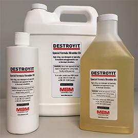 MBM MBM DESTROYIT Special Formula Shredder Oil ACCED21/4