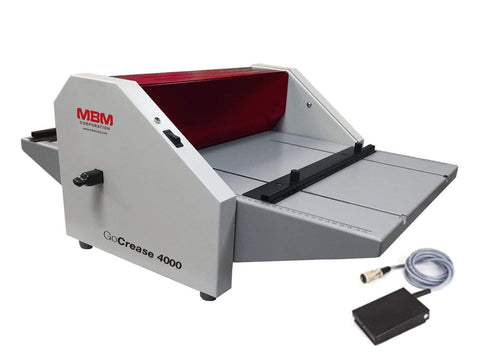 Image of MBM MBM GoCrease 4000 CREASERS BO0651