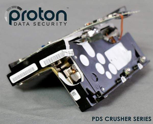 Proton PDS-75 Manual Hard Drive Destroyer