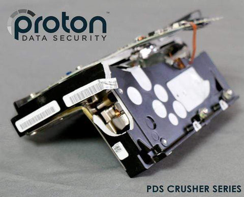 Image of Proton Proton PDS-75 Manual Hard Drive Crusher PDS-75