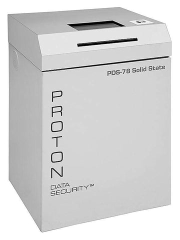 Proton Proton PDS-78 Solid State Multimedia Shredder PDS-78