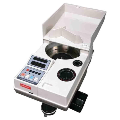Image of Semacon Semacon S-100 Series S-120 Heavy Duty Coin Counters / Sorters S-120