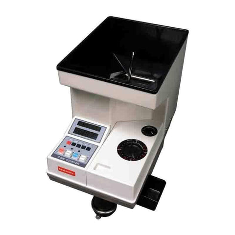 Image of Semacon Semacon S-100 Series S-140 Heavy Duty Coin Counters / Sorters S-140
