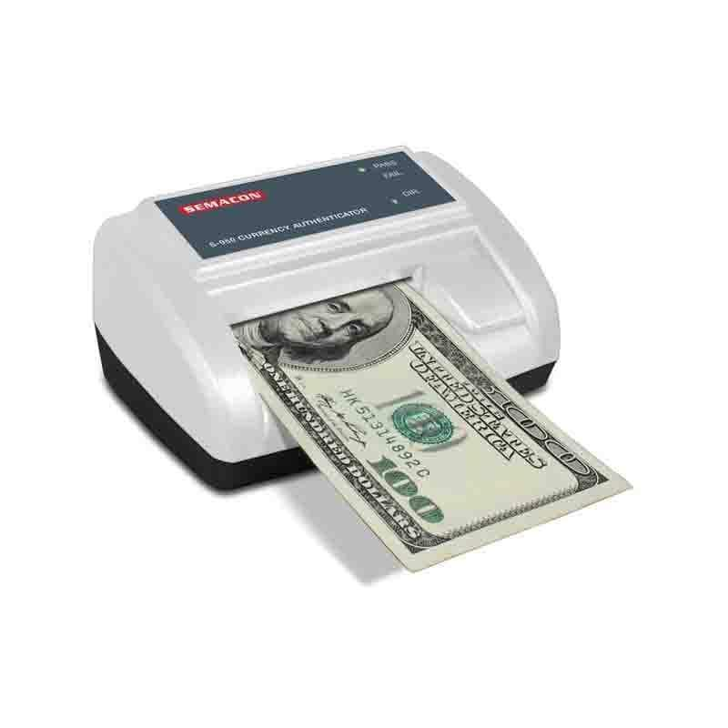 Semacon Semacon S-900 Series S-950 Automatic Currency Authenticator / Counterfeit Detector S-950