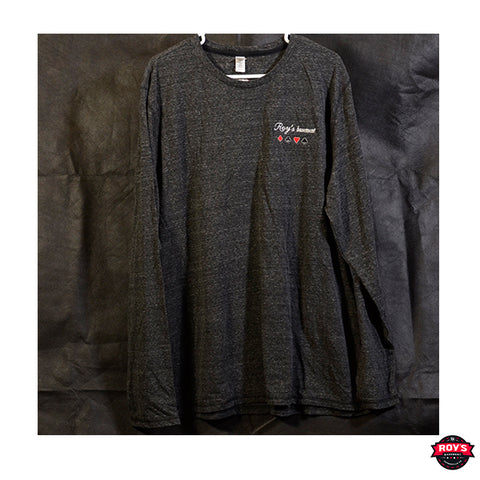 RB - Ash Gray Fleece