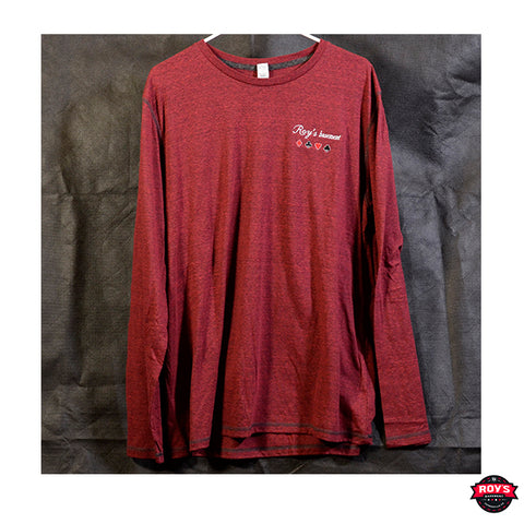 RB - Red Fleece