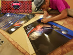 James Aranas 20x30 Signed Poster
