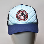 RB Hat - Trucker Blue