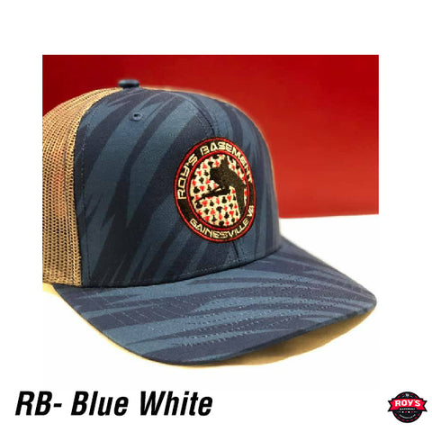 RB Hat - Blue White
