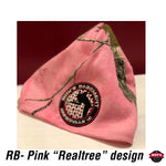 "RB Hat -Pink ""Realtree"" Design"